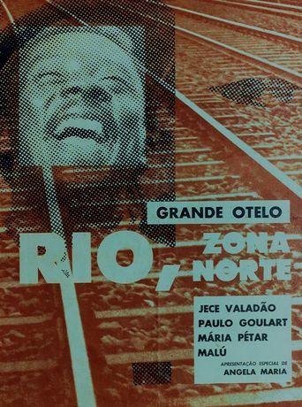 Rio, Zona Norte Poster