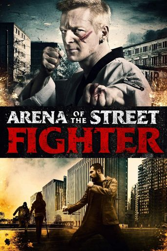 Arena of the Street Fighter Poster