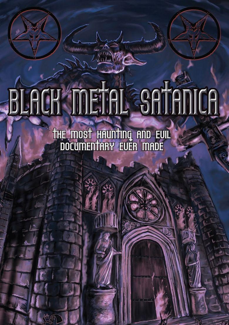 Watch Black Metal Satanica