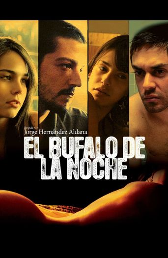 The Night Buffalo Poster
