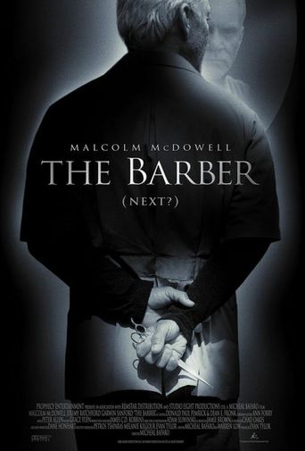 The Barber Poster