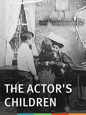 The Actor's Children Poster