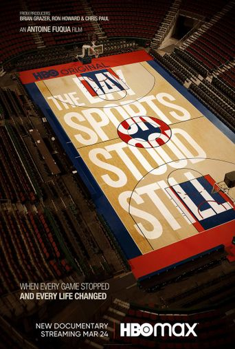 The Day Sports Stood Still Poster