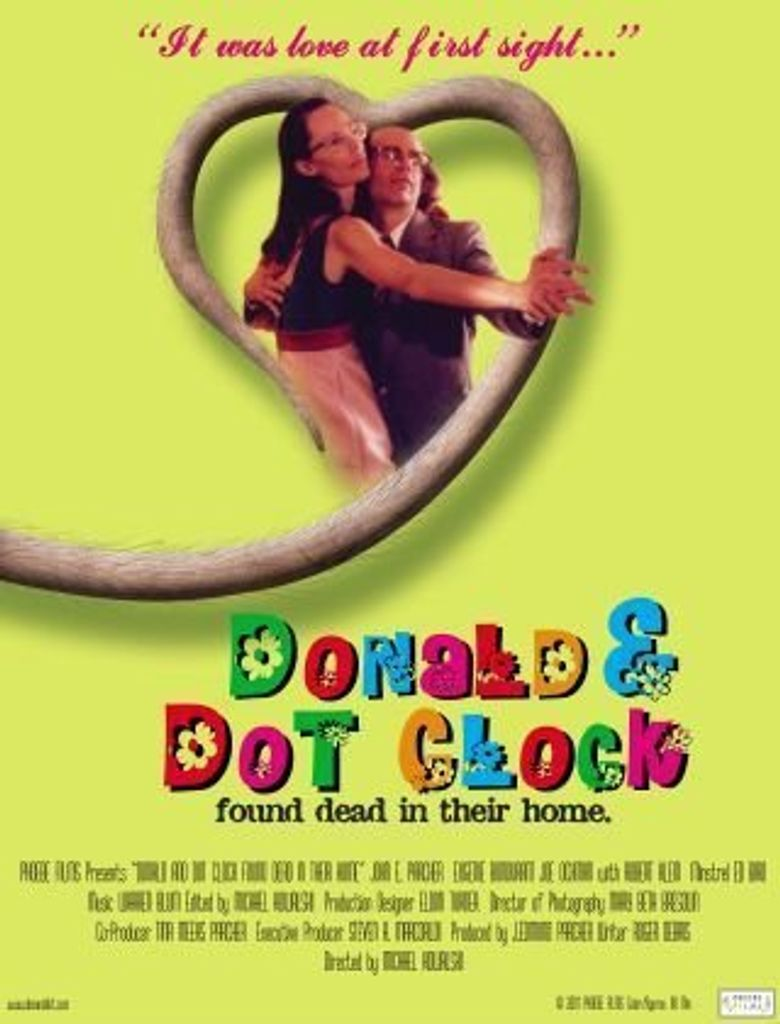 Donald and Dot Clock Found Dead in Their Home Poster