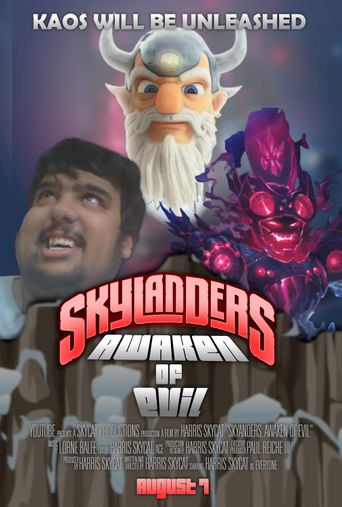 Skyanders: Awaken of Evil Poster