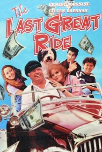 The Last Great Ride Poster