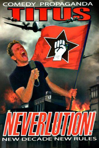 Christopher Titus: Neverlution Poster