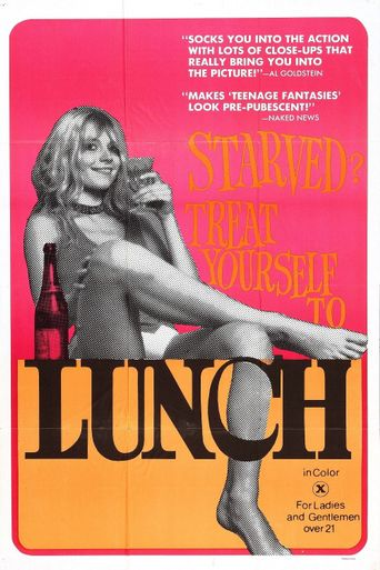 Lunch Poster