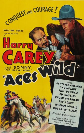 Aces Wild Poster