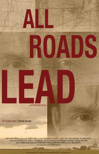 All Roads Lead Poster