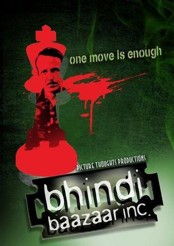 Bhindi Baazaar Inc Poster
