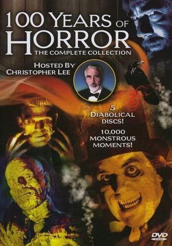 100 Years of Horror: Baron Frankenstein Poster