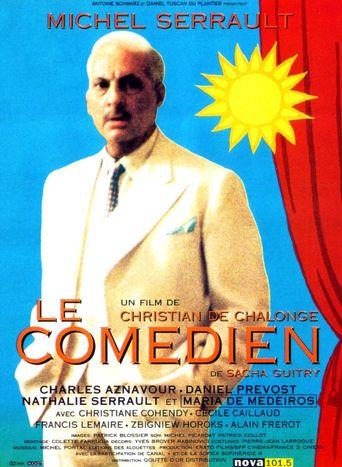 Le Comédien Poster