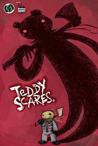 Teddy Scares Poster