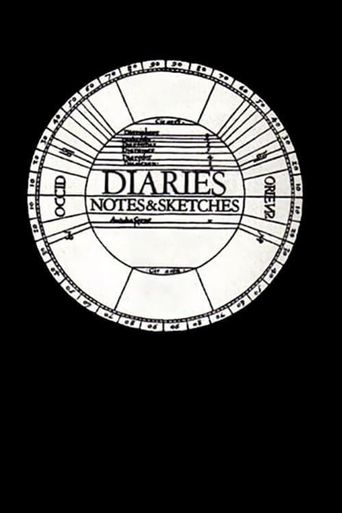 Diaries, Notes, and Sketches Poster