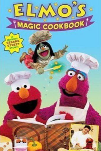 Sesame Street: Elmo's Magic Cookbook Poster