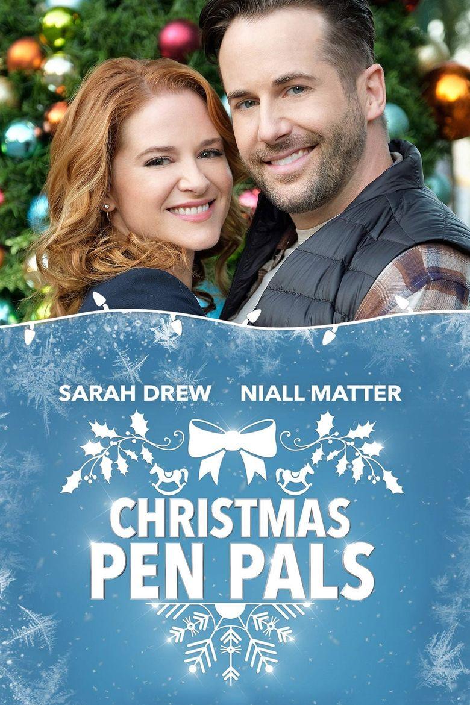 Christmas Pen Pals Poster