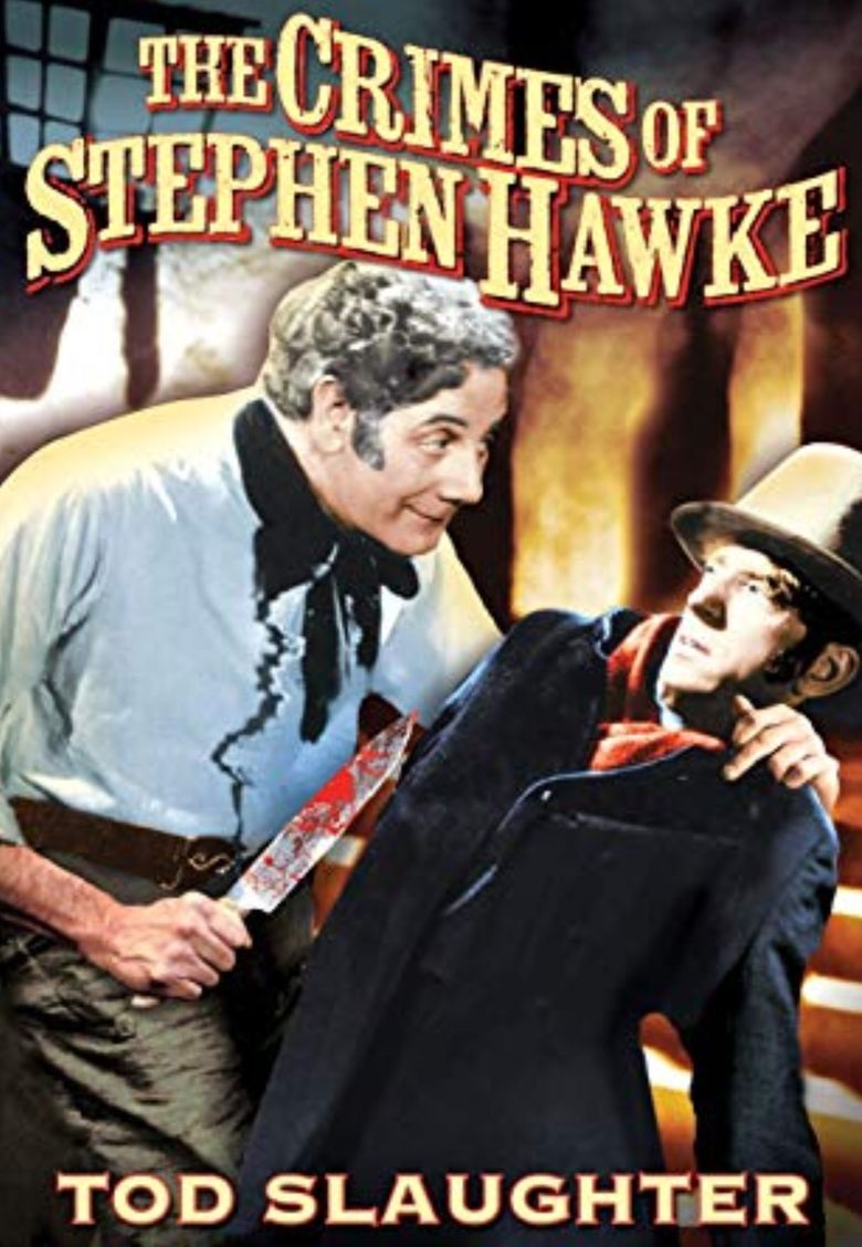 The Crimes Of Stephen Hawke Poster