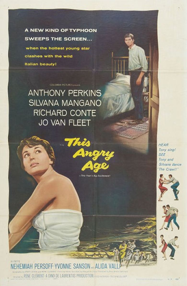 This Angry Age Poster