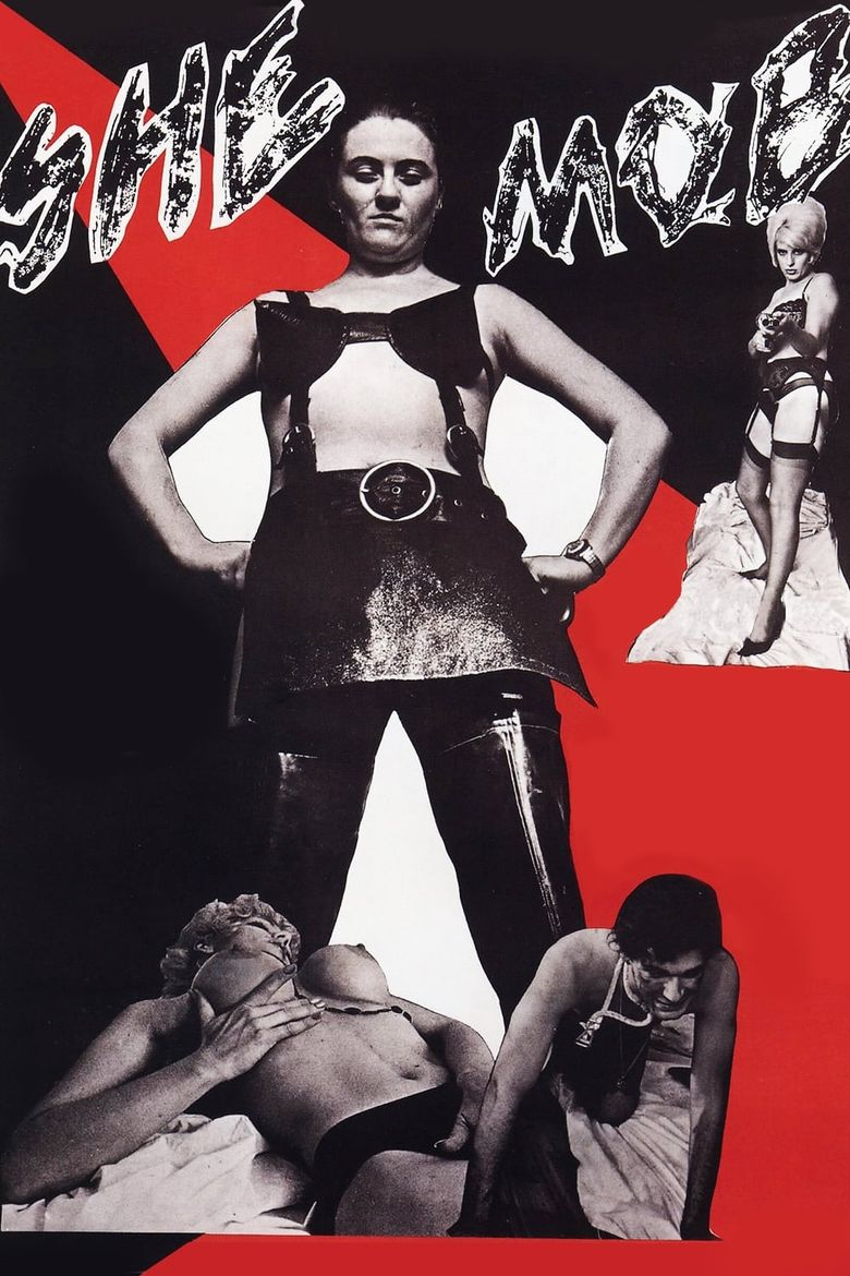 She Mob Poster