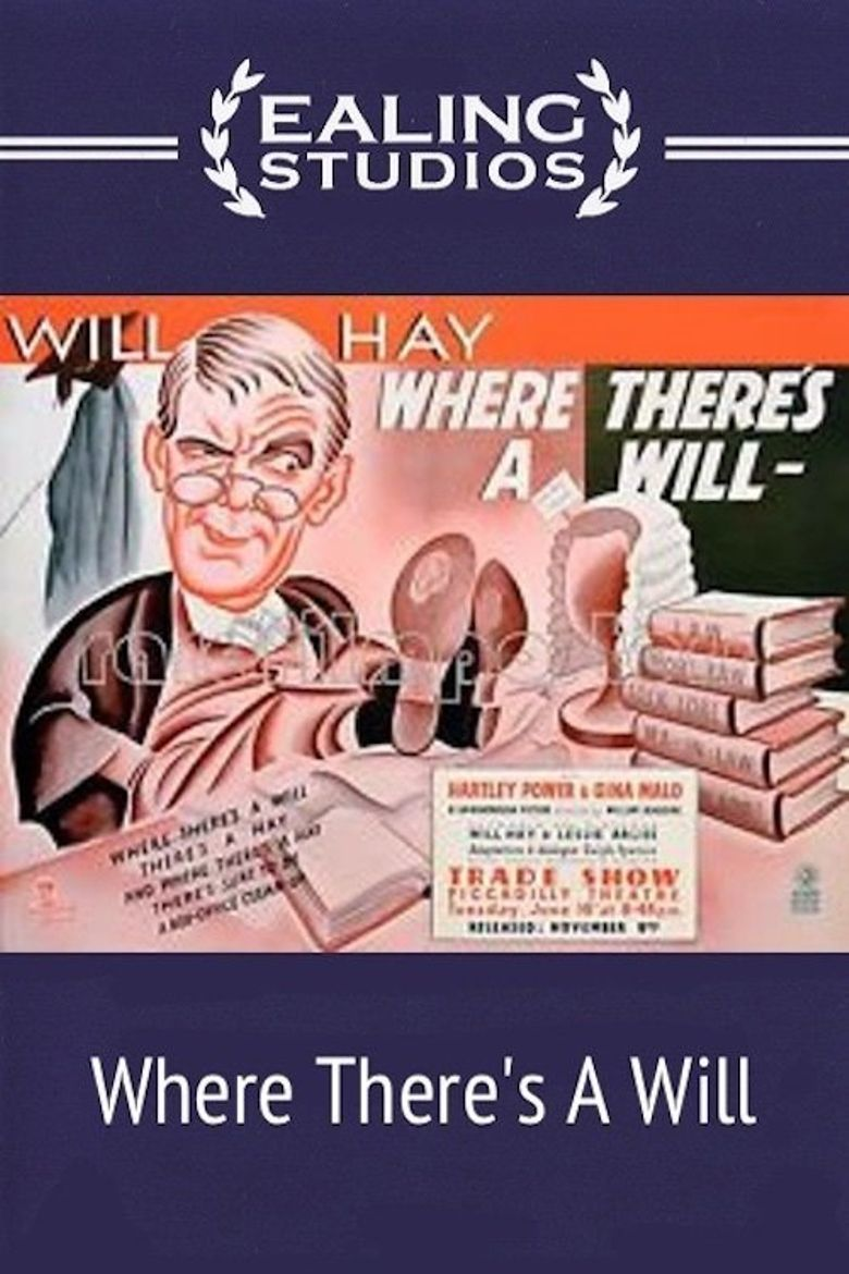 Where There's a Will Poster