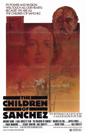 The Children of Sanchez Poster
