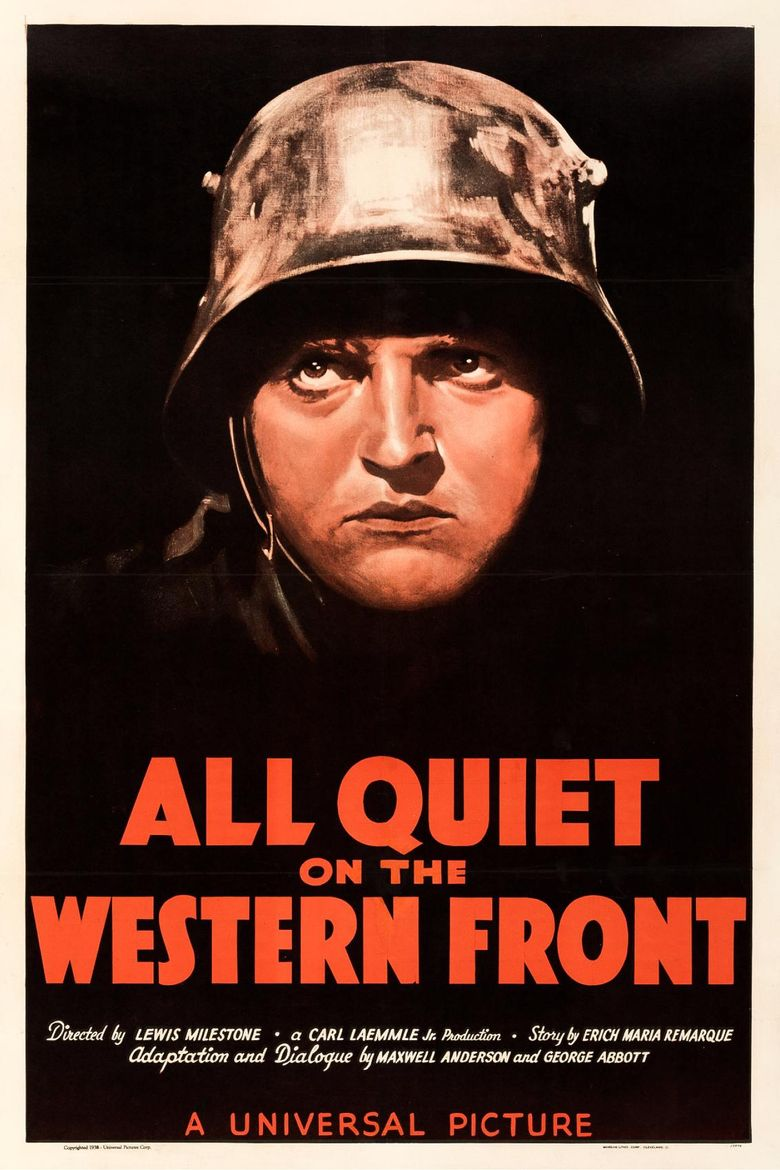 Watch All Quiet on the Western Front