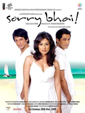 Sorry Bhai Poster