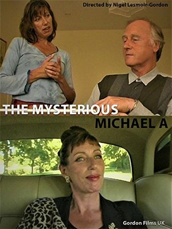 The Mysterious Michael A Poster