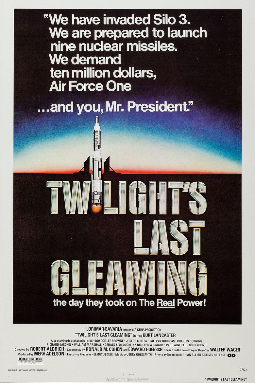 Twilight's Last Gleaming Poster