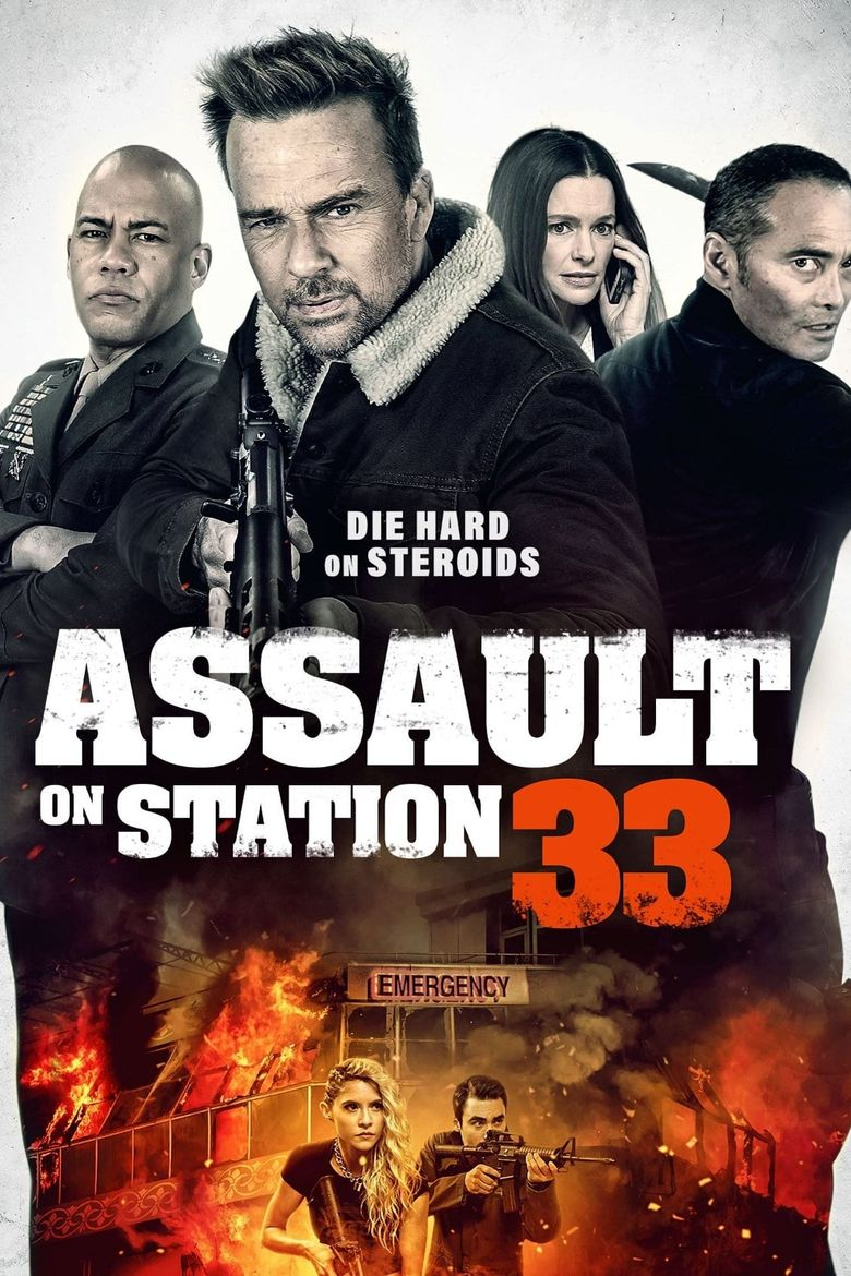 Assault on VA-33 Poster