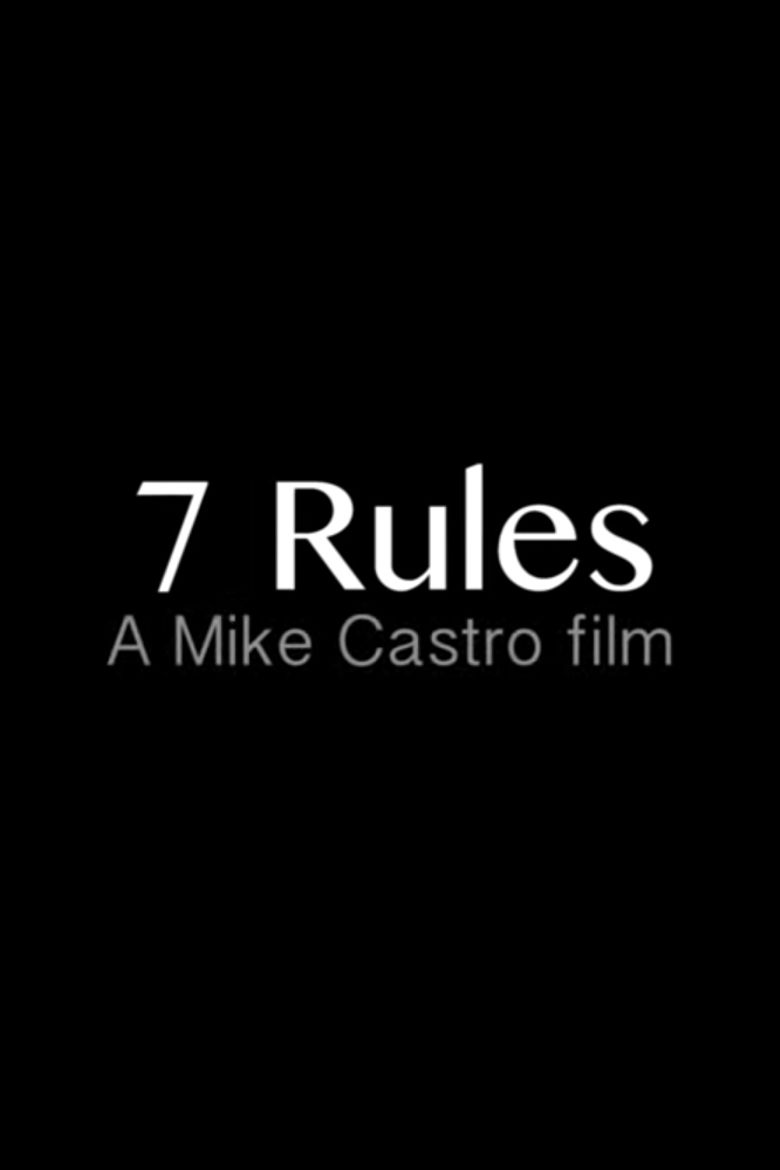 7 Rules Poster