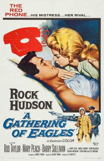 A Gathering of Eagles Poster
