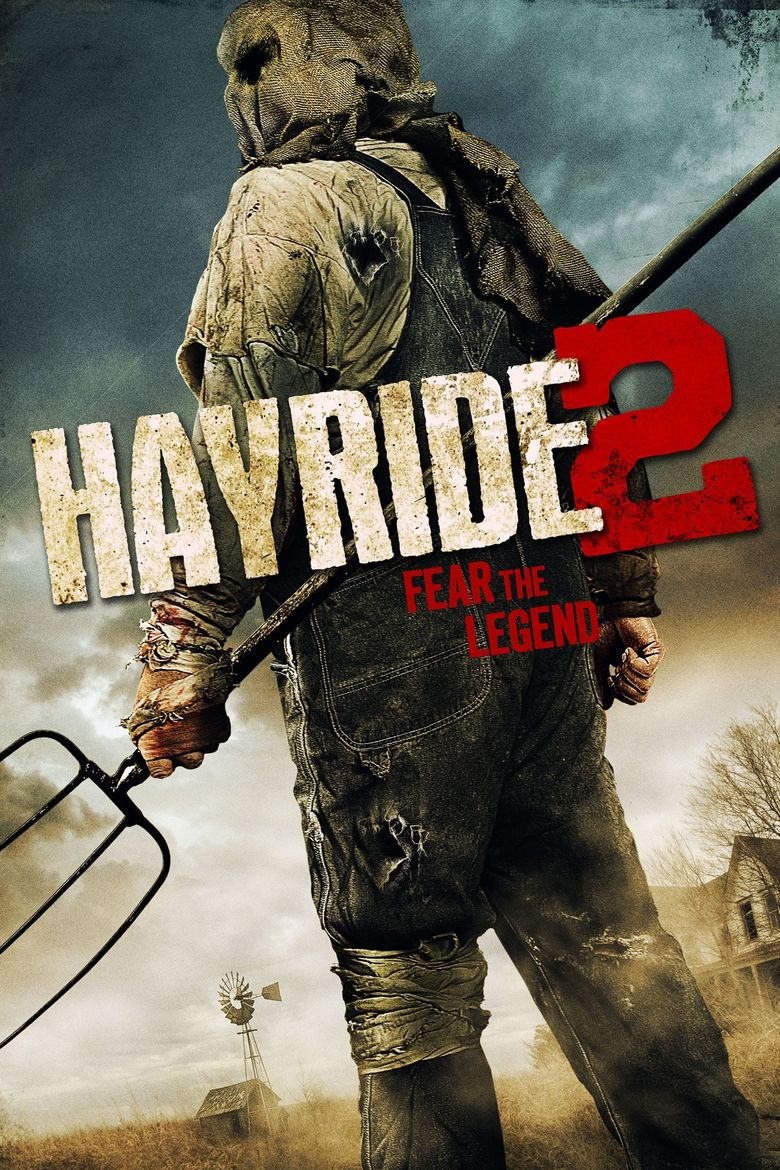 Hayride 2 Poster