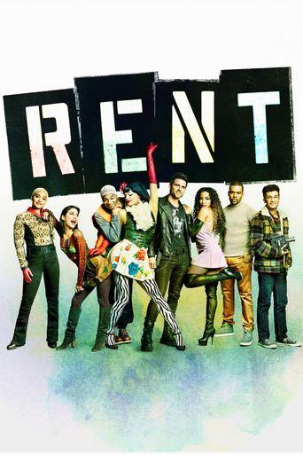 Rent: Live! Poster