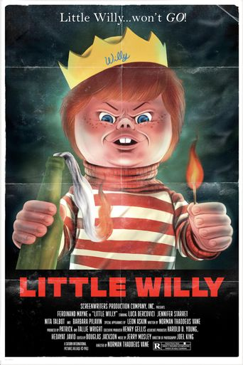 Little Willy Poster