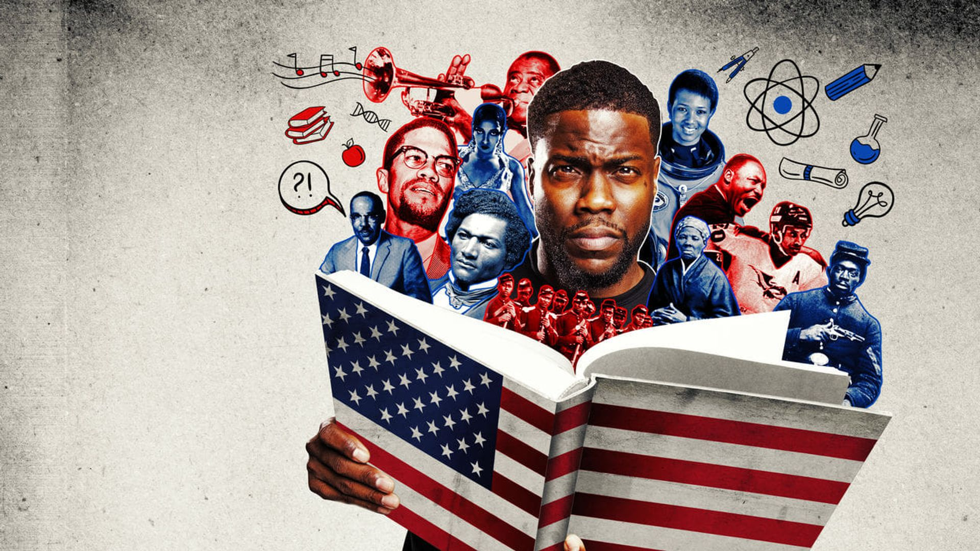 Kevin Hart's Guide to Black History (2019) - Watch on