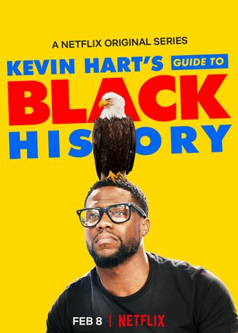 Kevin Hart's Guide to Black History Poster