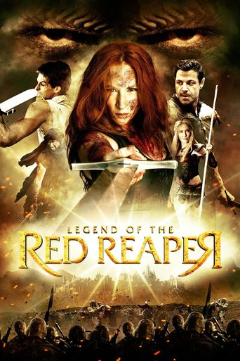 Legend of the Red Reaper Poster