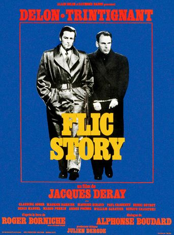 Flic Story Poster