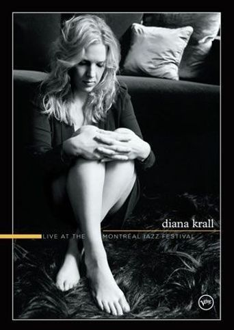 Diana Krall - Live at the Montreal Jazz Festival Poster