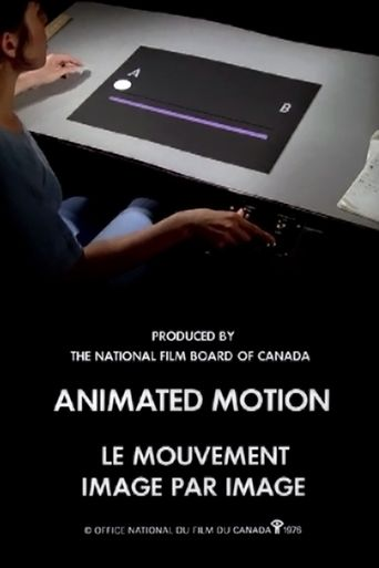 Animated Motion: Part 5 Poster