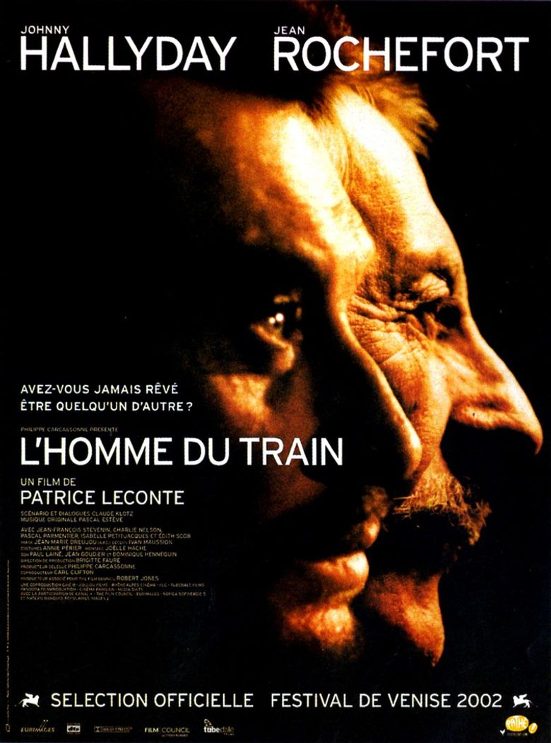 Man on the Train Poster