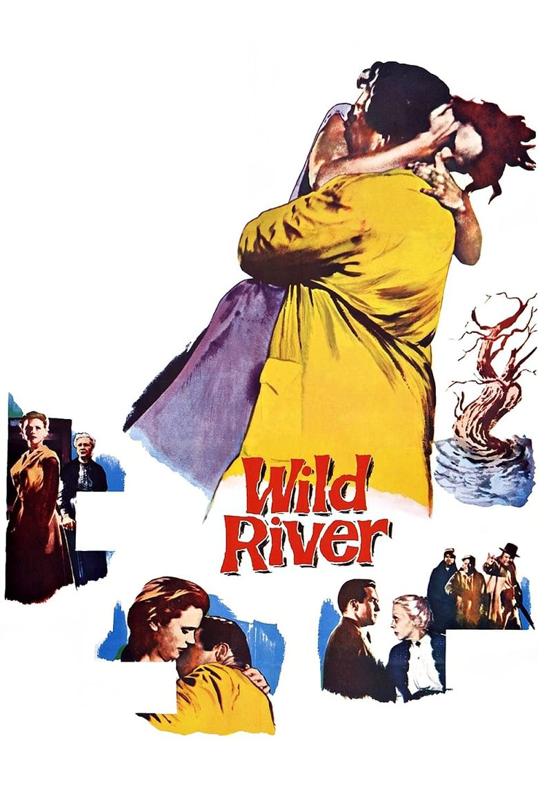 Wild River Poster