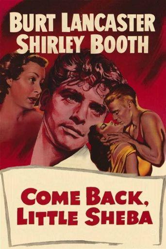 Come Back, Little Sheba Poster