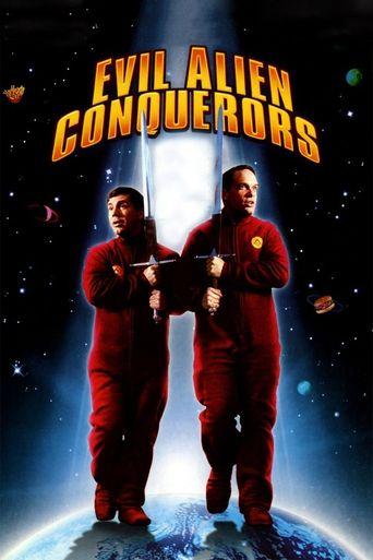 Watch Evil Alien Conquerors