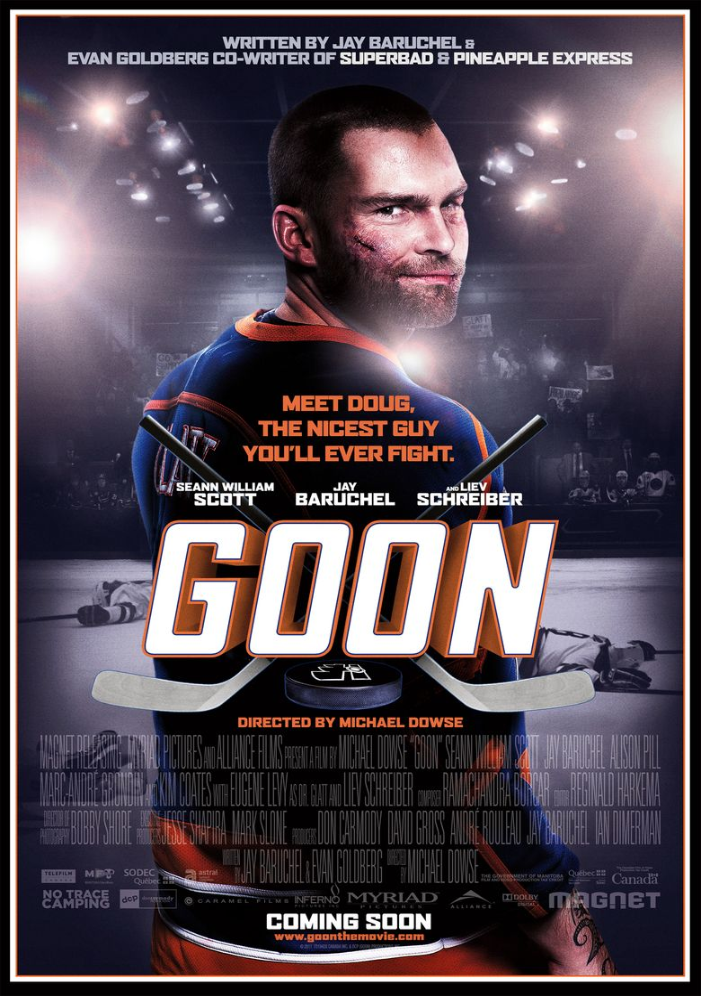 Watch Goon