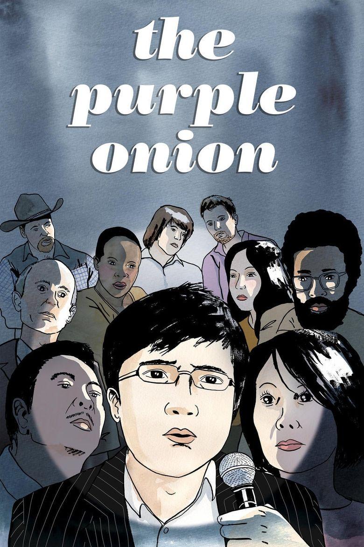 The Purple Onion Poster
