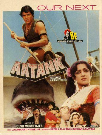 Aatank Poster