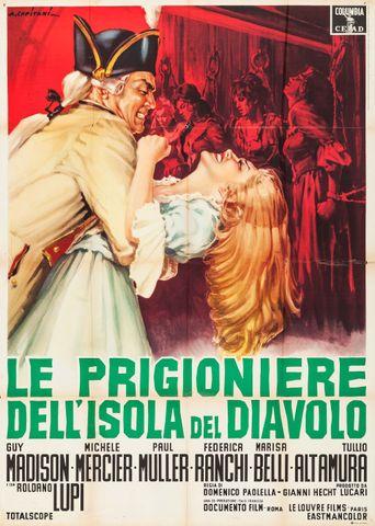 Women of Devil's Island Poster